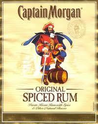 Morgans spiced rum 1 litre £13 ASDA