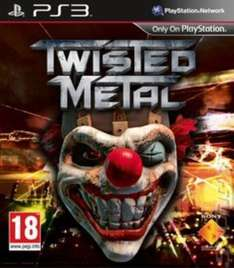 Pre-Order Twisted Metal (PS3) - £29.99 @ ChoicesUK
