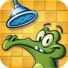 Where's My Water! FREE! For iOS @App Store FBOOK Page