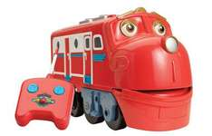 Chuggington Remote Control Wilson - £12 Delivered to store @ The Entertainer