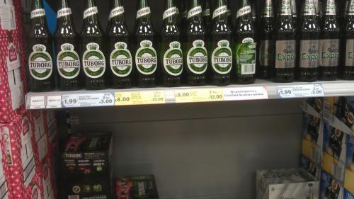 Carlsberg Export 2 x 12 275ml Bottles for £12 Instore @ Tesco