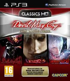 Devil May Cry HD Collection (Pre-order) (PS3) - £22.99 @ ChoicesUK
