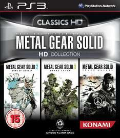 Metal Gear Solid HD Collection (Pre-order) (Xbox 360 & PS3) - £26.99 @ ChoicesUK