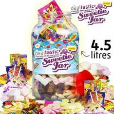 Mega Huuuuge Sweetie Jar - Great Christmas Present! was £38.49 now £15.18 with code from dealtastic (includes delivery)
