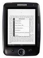 Bookeen Cybook Opus ereader £49.99 plus £4.95 P&P @ Waterstones