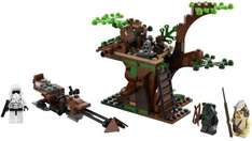 LEGO Star Wars: Ewok Attack (7956) £13.49 from thehut.com