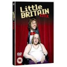 Little Britain - Live @ b68solutions/Fulfilled by Amazon - £1.99 Delivered
