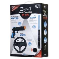 dreamGEAR 3-in-1 Game Essentials Plus for Wii £3.78 inc postage @ Expansys