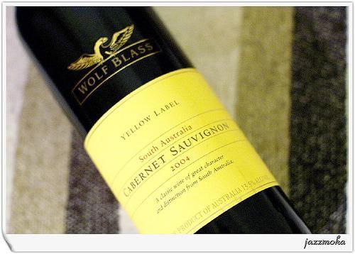 Wolf Blass Yellow Label Cabernet Sauvignon Half Price £4.99 @ Morrisons