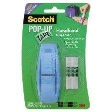 Scotch Pop-Up Tape Strips And Dispenser Tesco offer 2 for £3 but glitch at store (barcode goof up on system) charges £2 each so can get after refund for a pound each instore only