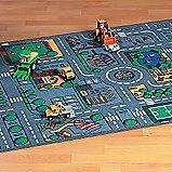 Road Playmat with woven back - £7 instore @ B&Q