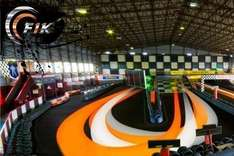 50 Laps of Indoor Go-karting in London (Near Heathrow) for £19.50 with groupon @ F1k