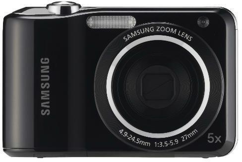 Samsung ES28 Digital Camera Black,5X Optical zoom (refurb)-£36.97 delivered@tesco ebay outlet