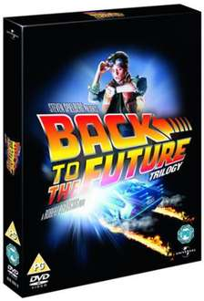 Back to the Future Trilogy - 25th Anniversary [DVD] for £6.99 @ Choices UK