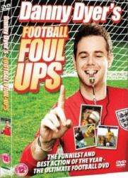Danny Dyer's Football Foul-ups 99p delivered @ Bee