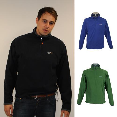 Mens Regatta Fleece (Blue,Navy or Green) - £9.50 @ Ebay Regatta Outlet