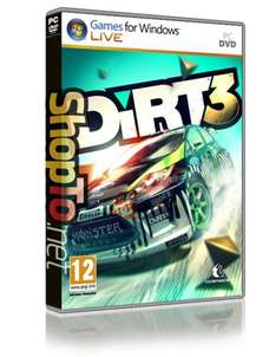 Dirt 3 £9.85 PC @ Shopto