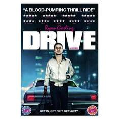 Drive - Bluray £9.99 Pre-Order @ Sainsburys - TODAY ONLY