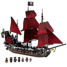 Pirates of the Caribbean  - LEGO Queen Anne's Revenge - £85  Disney Store
