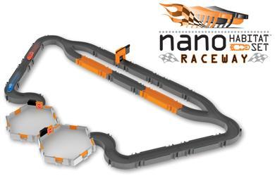 Hexbug Nano Raceway Set - The Entertainer - £19.99