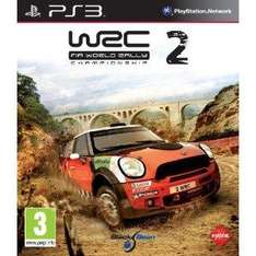 WRC 2 - FIA World Rally Championship 2011 (PS3/X360) for £14.91 @ Amazon