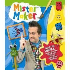 Mr Maker funfax - 99p @ Home Bargains