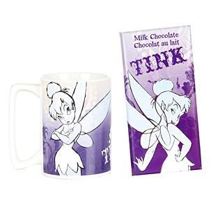 Tinkerbell chocolate and mug set £1.99 @ home bargains