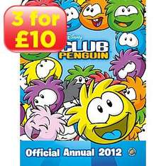 2012 Annuals LEGO, DrWho and more 3 for £10 @ ASDA INSTORE/ONLINE