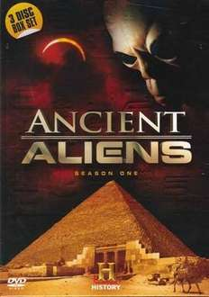 Ancient Aliens (3 DVD) @ The Works £4.99 In Store (+£2.99 P&P online)