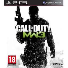 (PS3) Modern Warfare 3 for only £31.99 @ BP