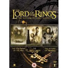 Lord Of The Rings Trilogy DVD Boxset £5 at Sainsburys