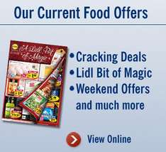 This week's deals at Lidl (1st to 7th Dec) - Various prices