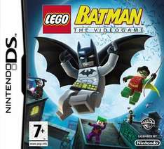 Lego Batman DS The Video game for £10.30 @ Tesco In store (Another glitch)