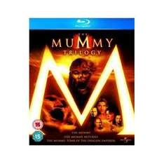 The Mummy - Trilogy Box Set (Blu-ray) for £12.49 @ Bee.com