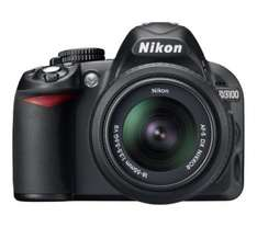 NIKON D3100 Digital SLR Camera with 18-55mm Zoom Lens @ Dixons online | £399.95