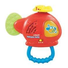 VTech Helicopter Rattle - 4.17 Delivered @ Amazon