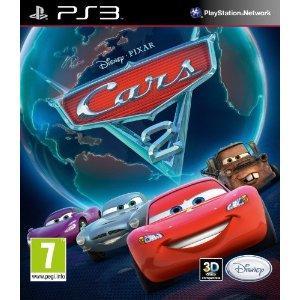 Cars 2 ps3 £17.99 @ Amazon