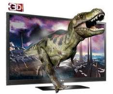 LG 50PW450T 50-inch Widescreen HD ready 3D 600Hz Plasma TV with Freeview HD £540.49 delivered @ Amazon