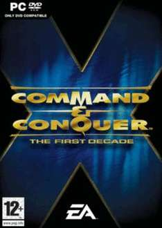 Command & Conquer: The First Decade PC £5.99 @ GAME