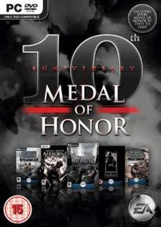 Medal of Honour 10th Anniversary Edition  £4.99 PC @ GAME