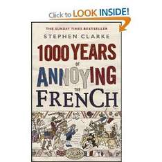 1000 Years of Annoying the French @ Amazon £5.38