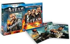 The A-Team: Explosive Extended Edition - Triple Play only £6.99 at Play.com or Amazon.co.uk