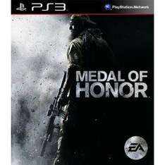 Medal of Honor PS3 £7.99 in store @ Sainsburys