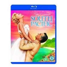 South Pacific [2 disc Blu-ray] [1958]  £7.49 at Amazon