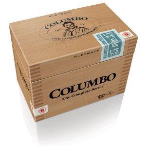 Columbo - Season 1-11 Complete Cigar Boxset [35 Discs] = £37.97 @ Amazon
