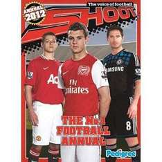 SHOOT ANNUAL 2012  - £2.99 FROM HOME BARGAINS