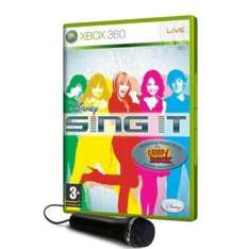 Disney Sing It - Xbox 360 - £3.69 @ Zavvi Outlet