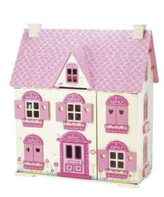 ELC Rosebud dolls house now 1/2 price £50 but now £40 with code + free del
