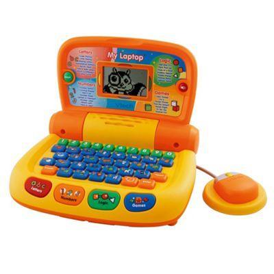 Vtech My laptop £10.62 Delivered  @ Debenhams (Was £25)