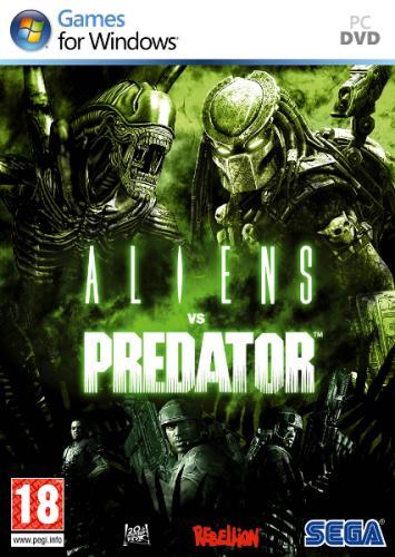 Aliens Vs Predator (PC Download) - £2.84 @ Shopto